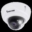 Vivotek FD9381-HTV fixed dome network camera - 5MP - H265 - IP66 - WDR - P-IRIS - 60fps