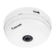 Vivotek FE9180-H - Fisheye Camera - 5MP - 360° Surround View