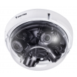 Vivotek MA8391-ETV - Multi-Adjustable Views Cameras - 12MP Total  - Multi-Directional - IP66 - IK10