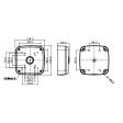 Dahua - DH-PFA121 - Mounting Box