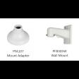 Dahua - PFB305W + PFA107 - mount adapter and wall mount