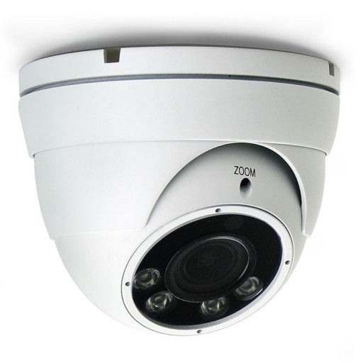 AVTECH AVM3432T - 3MP IR Dome IP Camwera - varifocal (2.8 - 12mm)