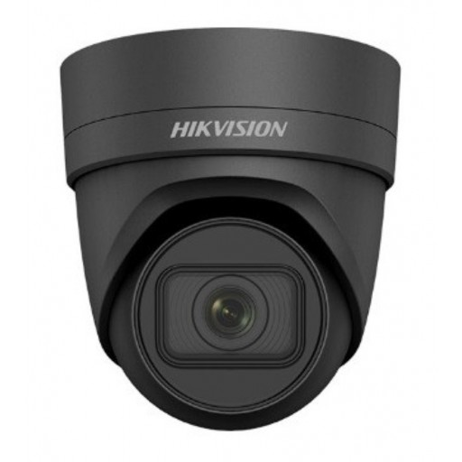 Hikvision DS-2CD2H45FWD-IZS - 4MP Black Turret dome Camera (2.8 - 12mm)