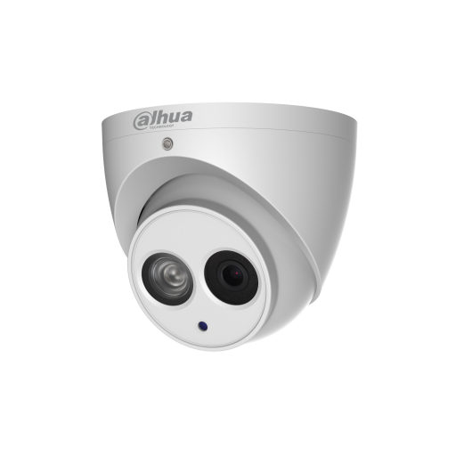 Dahua IPC-HDW4431EM-ASE - FULL HD - 4MP IR Eyeball ePoE Network Camera with built in microphone