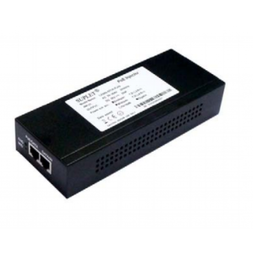 Hikvision 60w Poe Injector Eu The Specialist In Ip