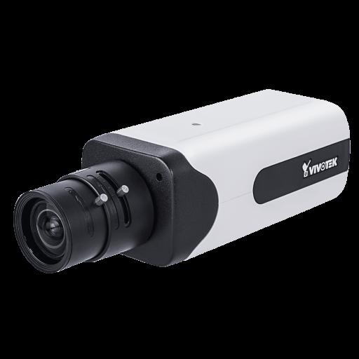 Vivotek IP9191-HP - Box Network Camera -  8MP 30fps - WDR Pro - SNV - DIS - Smart Stream III