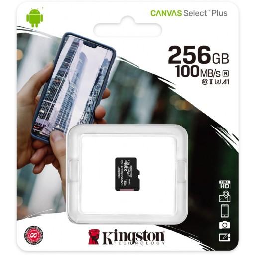 Kingston MicroSD 256GB