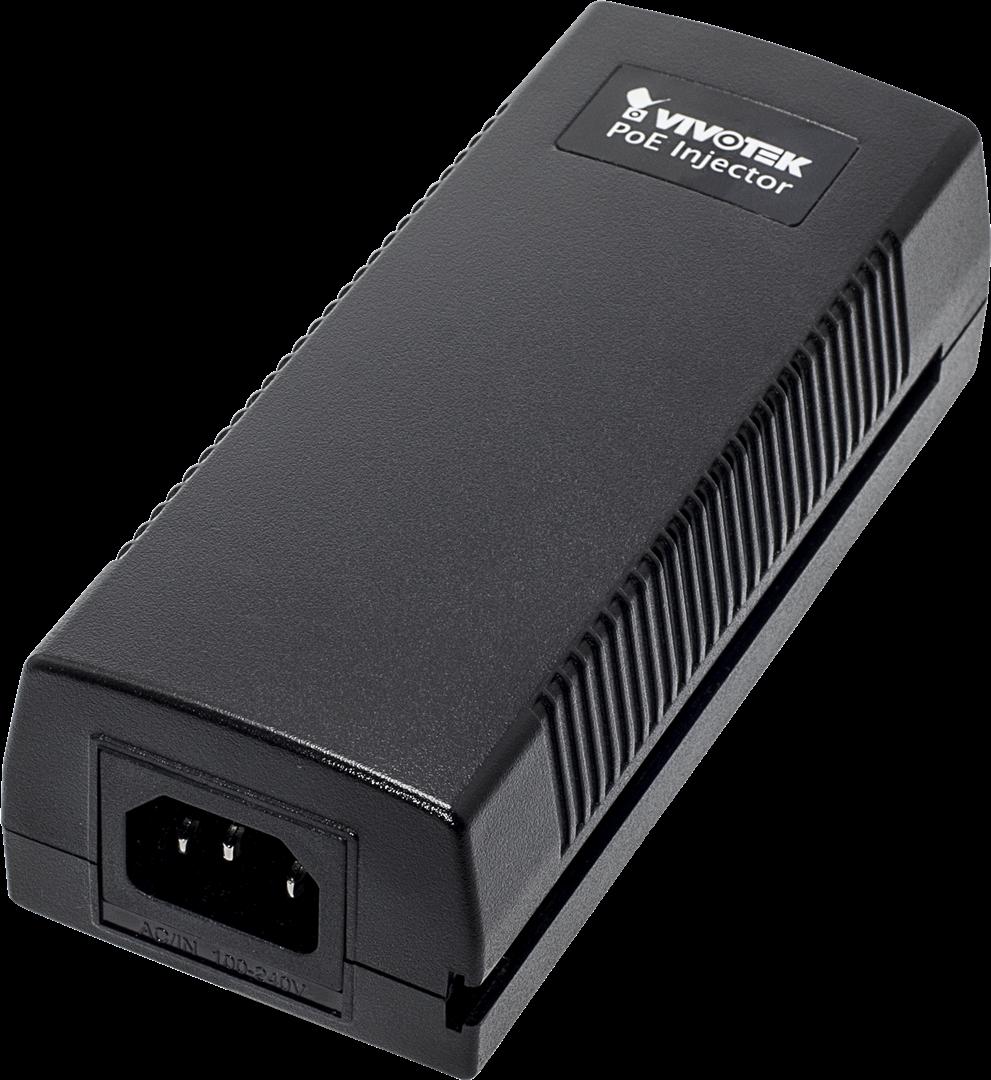 Vivotek High PoE-injector (35W at) AP-GIC-010A-030 the ...