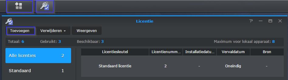 Synology surveillance station license hack