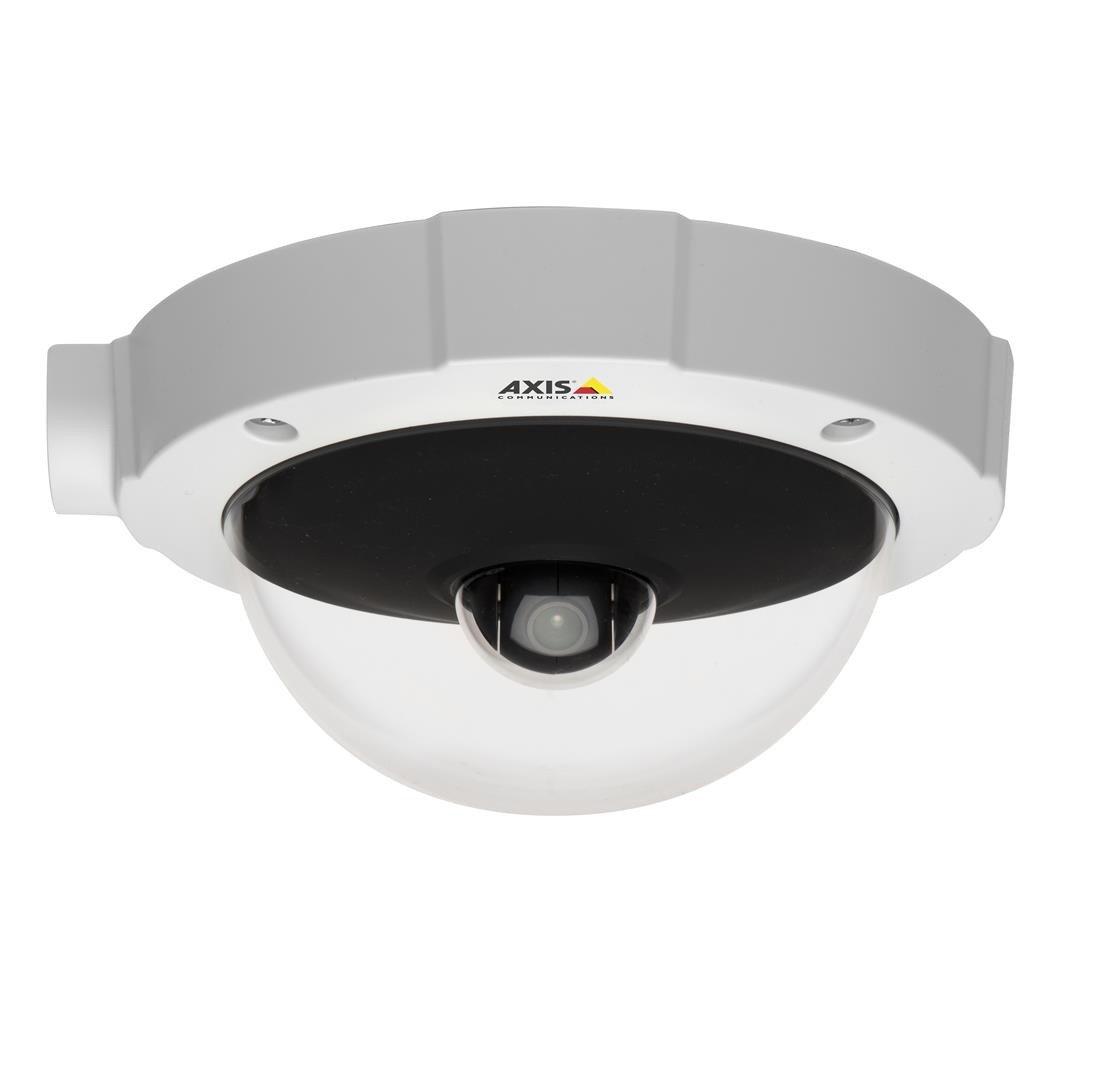 Axis M5014-V Mini PTZ Dome, Outdoor IP66, IK10, HDTV 720p, PoE