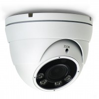 AVTECH AVM3432P - 3MP IR Dome IP Camwera - varifocal (2.8 - 12mm)