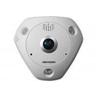 Hikvision DS-2CD6362F-IVS  ( 1.27mm ) 6MP Fisheye Network Camera