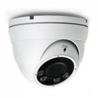 AVTECH DGM2323 - 2MP IR Dome IP Camera - Motorized vari-focal lens of f2.8 ~ 12 mm