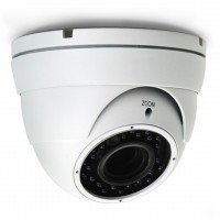 AVTECH AVM3432T - 3MP IR Dome IP Camwera - varifocal (2.8 - 12mm)