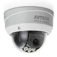 AVTECH AVM543, Indoor-Outdoor Dome, 2MP, POE, SD, WDR, motorized 2.8/12mm lens