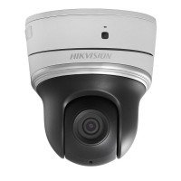 DS-2DE2204I-DE3/W  2MP Mini PTZ Dome network camera 4x zoom