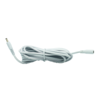 Extension lead 5V 3m white