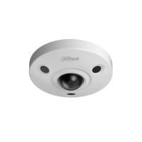 Dahua IPC-EBW81230 - 12 Megapixel Vandal-proof Network Fisheye Camera