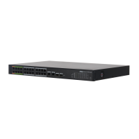 Dahua 24 Port ePoE Switch, DH-LR2226-24ET-360 - 24x PoE (8x ePoE) - 360W