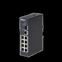 Dahua 8 Port PoE Switch, DH-PFS3110-8ET-96 - 8x PoE - 96W