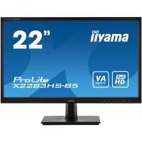 "Iiyama X2283HS-B5 LCD monitor 22"""