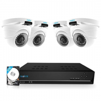 Reolink RLK8-420D4 - 8-Channel 5MP PoE Security Camera System