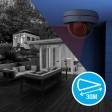 EZVIZ by Hikvision C4S - 1080P - Nachtzicht - IP66 - IK10 - WiFi IP Camera
