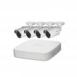 Dahua Beneficio kit met NVR2104-P/1TB - 4x IPC-HFW1220S