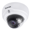 Vivotek FD8182-T - Minidome Network Camera - 5MP - 30M SMART-IR - Vandal Proof - SD - Remote Focus