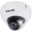 Vivotek FD836B-HTV - Remote Focus - Vari-Focaal - WDR - Fixed Outdoor Dome 1080P HD SD 2 Megapixel Smart IR Network IP Camera
