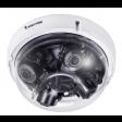 Vivotek MA8391-ETV - Multi-Adjustable Views Cameras - 12MP Total  - Multi-Directional - IP66 - IK10