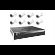 Maak een bundel: EZVIZ by Hikvision X5S- 8 kanaals PoE NVR - 5% Bundel korting
