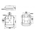 Dahua - DH-PFA140 - Opbouwbehuizing
