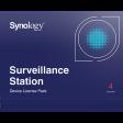 Synology Camera License, 4 (licentie verstuurd per PostNL)