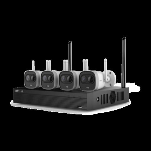 IMOU NVR1104HS-W-S2 WiFi Kit