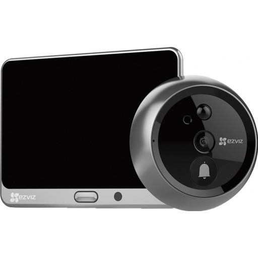 EZVIZ by Hikvision DP1 Slimme draadloze deurbel - 720P - PIR - WiFi