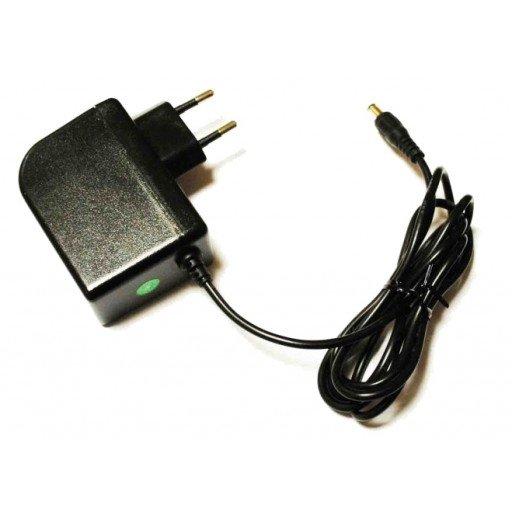 12V EU adapter type (original Foscam) Black