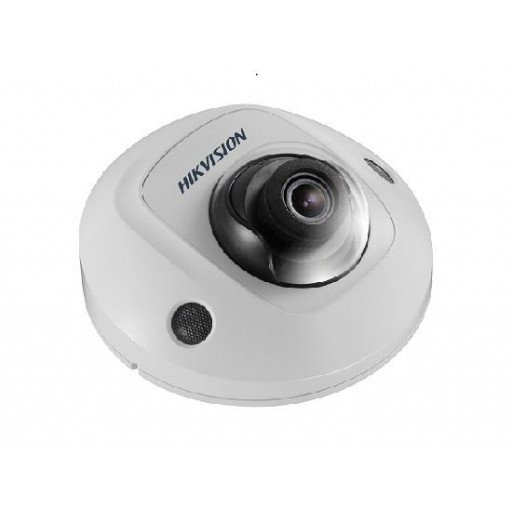 Hikvision DS-2CD2555FWD-I - 5MP Platte Vaste Dome Camera (2.8 mm)