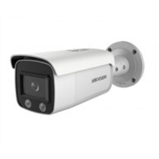 Hikvision DS-2CD2T47G1-L - 4 MP ColorVu Vaste Bullet Netwerk Camera (4.0mm) - 2e kans