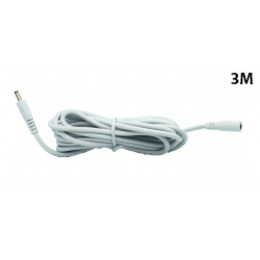 Foscam extension lead 5V 3m white