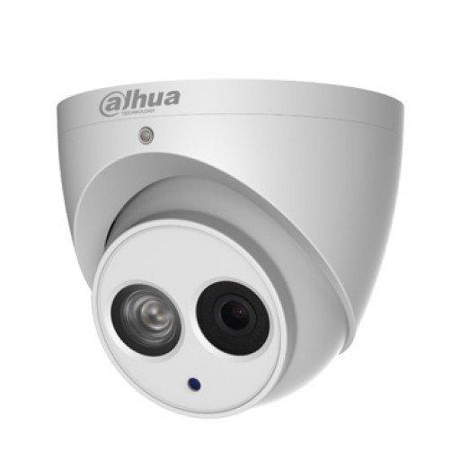 Dahua IPC-HDW4831EMP-ASE - 8MP IR Eyeball Netwerk IP67 Camera met ingebouwde microfoon - ePoE