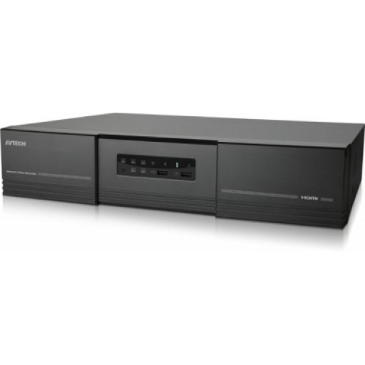 AVTECH AVH517 - 16 CH Full HD NVR - HDMI out