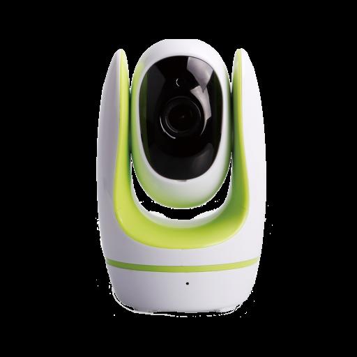 Foscam FosBaby 1 Megapixel HD WiFi Babymonitor Lime-groen