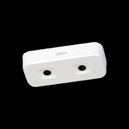 Dahua IPC-HD4140X-3D - 1.3MP Dual-Lens Personen Teller AI Netwerk Camera (2.8mm lens)