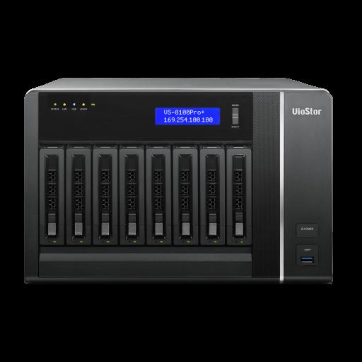QNAP VioStor VS-81-series Pro+