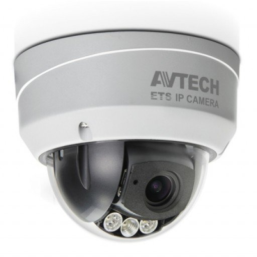 AVTECH AVM542J, Indoor-Outdoor Dome, 2MP, POE, SD, WDR, Varifocal 2.8/12mm lens