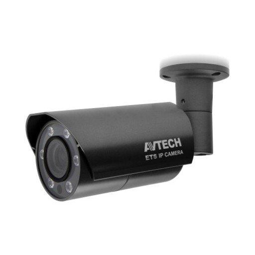 AVTECH AVM5547 5MP, H.265, WDR, PoE, Varifocale 2.8/12mm lens