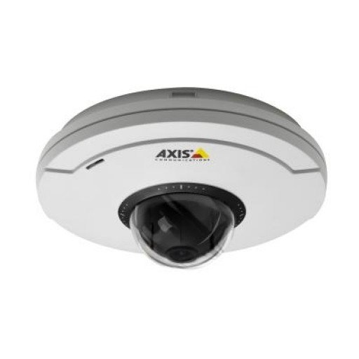 Axis M5013 Mini PTZ Dome, Indoor IP51, SVGA, H.264/M-JPEG, 3x Dig. Zoom, PoE