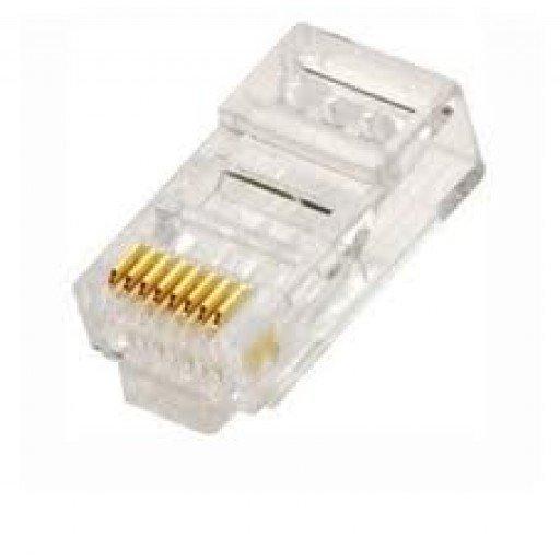 RJ45 CAT6 connector verpakt per 10