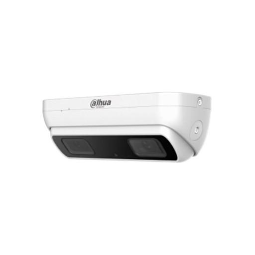 Dahua IPC-HDW8341X-3D - 3MP Dual-Lens Personen Teller AI Netwerk Camera (3.6mm lens)